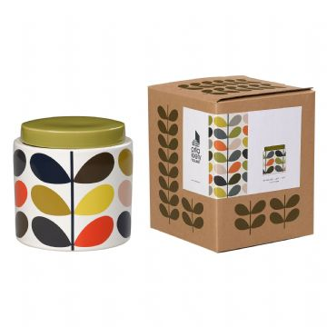 Orla Kiely - Jar Storio - Multi Stem - Storage Jar